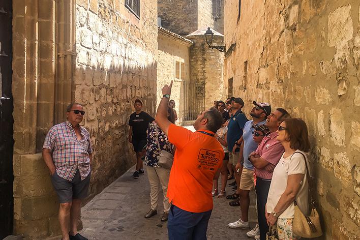 visitas guiadas a baeza populo servicios turisticos